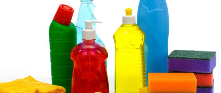 Fornitura di prodotti per la pulizia e l'igiene
